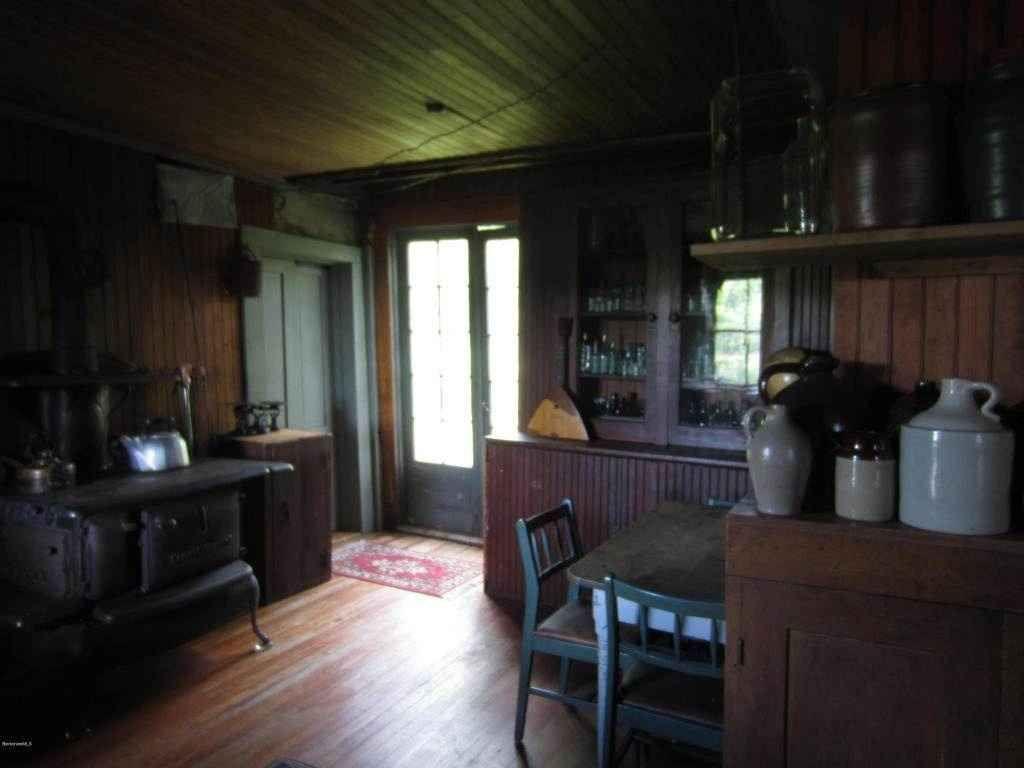 Summer Kitchen In The Old Palmer Farm House Stockbridge