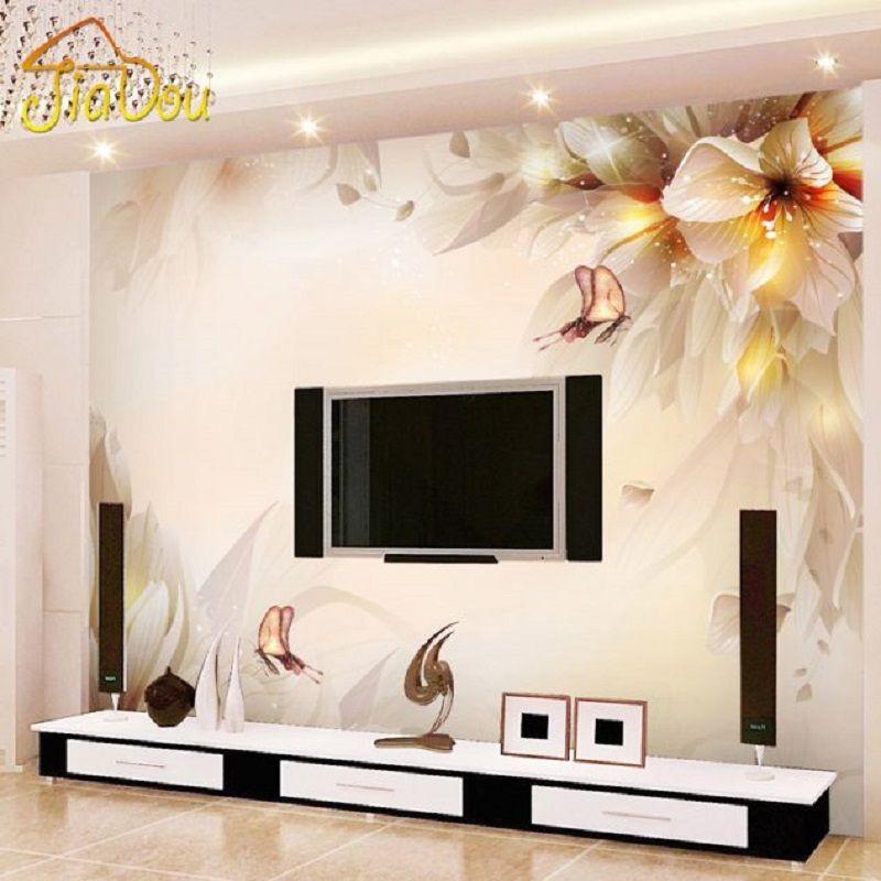 9 Amazing Tv Unit Wallpaper Ideas To Upgrade Living Room Design Talkdecor Room Wallpaper Designs Bedroom Wall Paint Living Room Tv Wall #wallpaper #decor #for #living #room