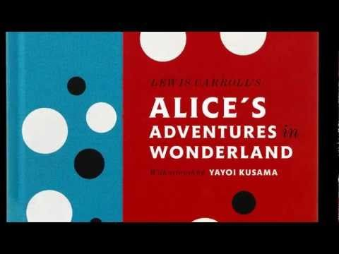 Polka dots will always in fashion.  Especially if it's done by Yayoi Kusama.  Here's another Alice gem.