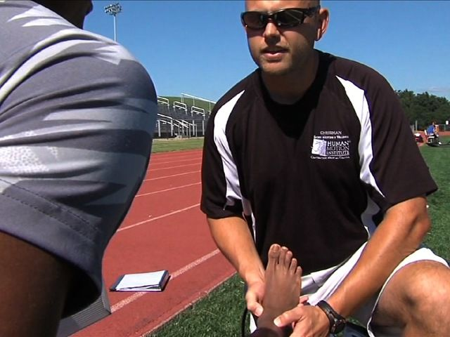 School, hospital partnership aims to cut back sports-related injuries
