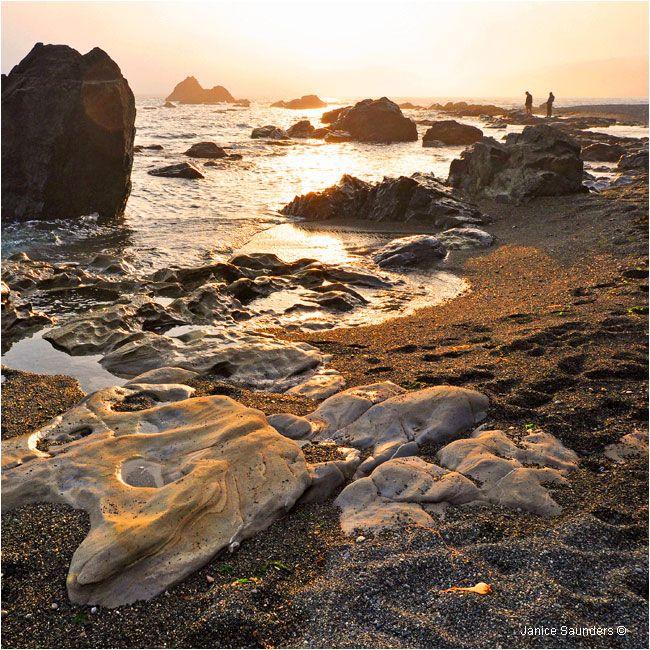 Beaches Vancouver Island: Sombrio Beach, Near Port Renfrew, Vancouver Island, BC