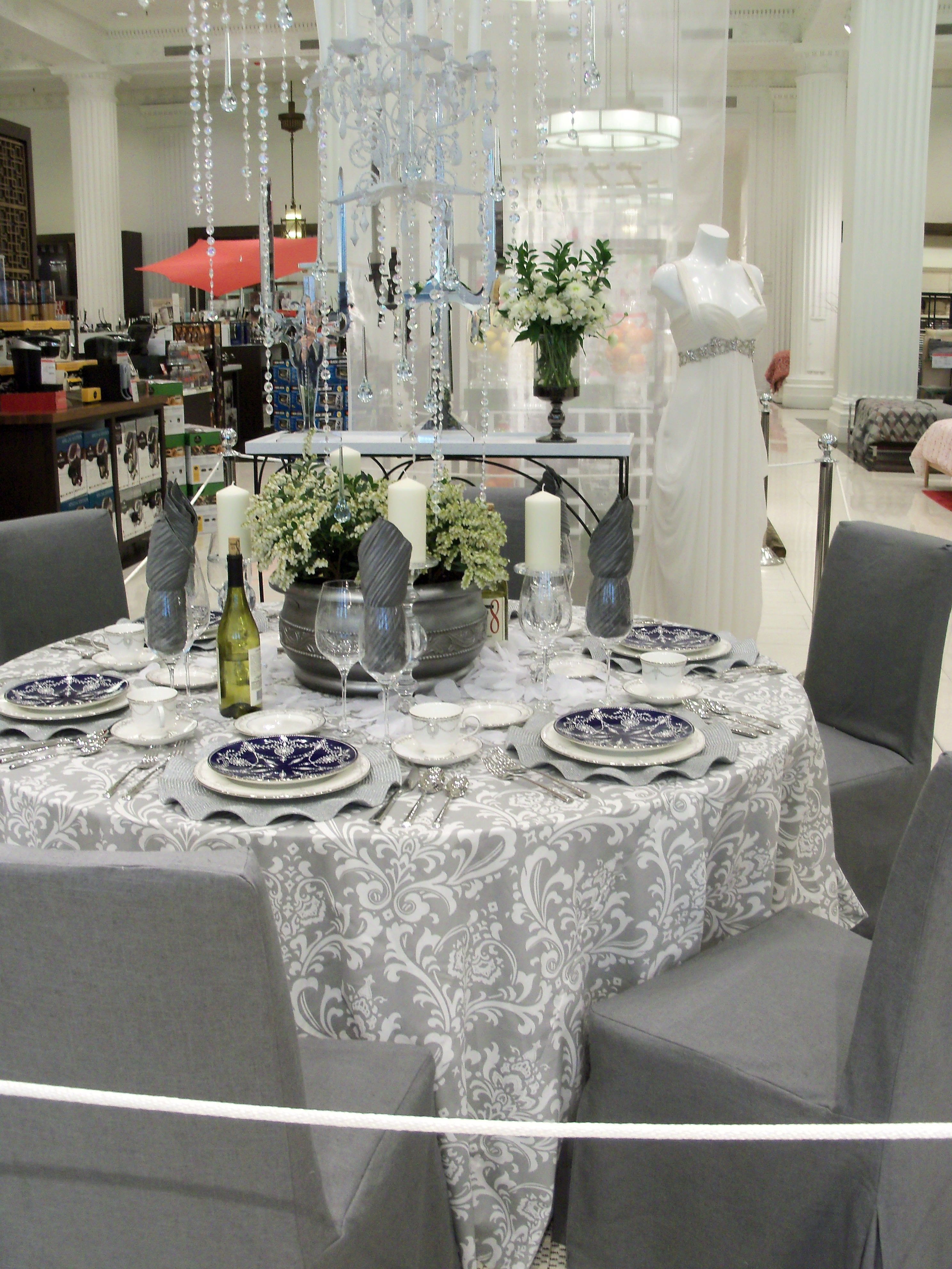Groovy Macys Flower Show Featuring Marchesa By Lenox Empire Pearl Beatyapartments Chair Design Images Beatyapartmentscom