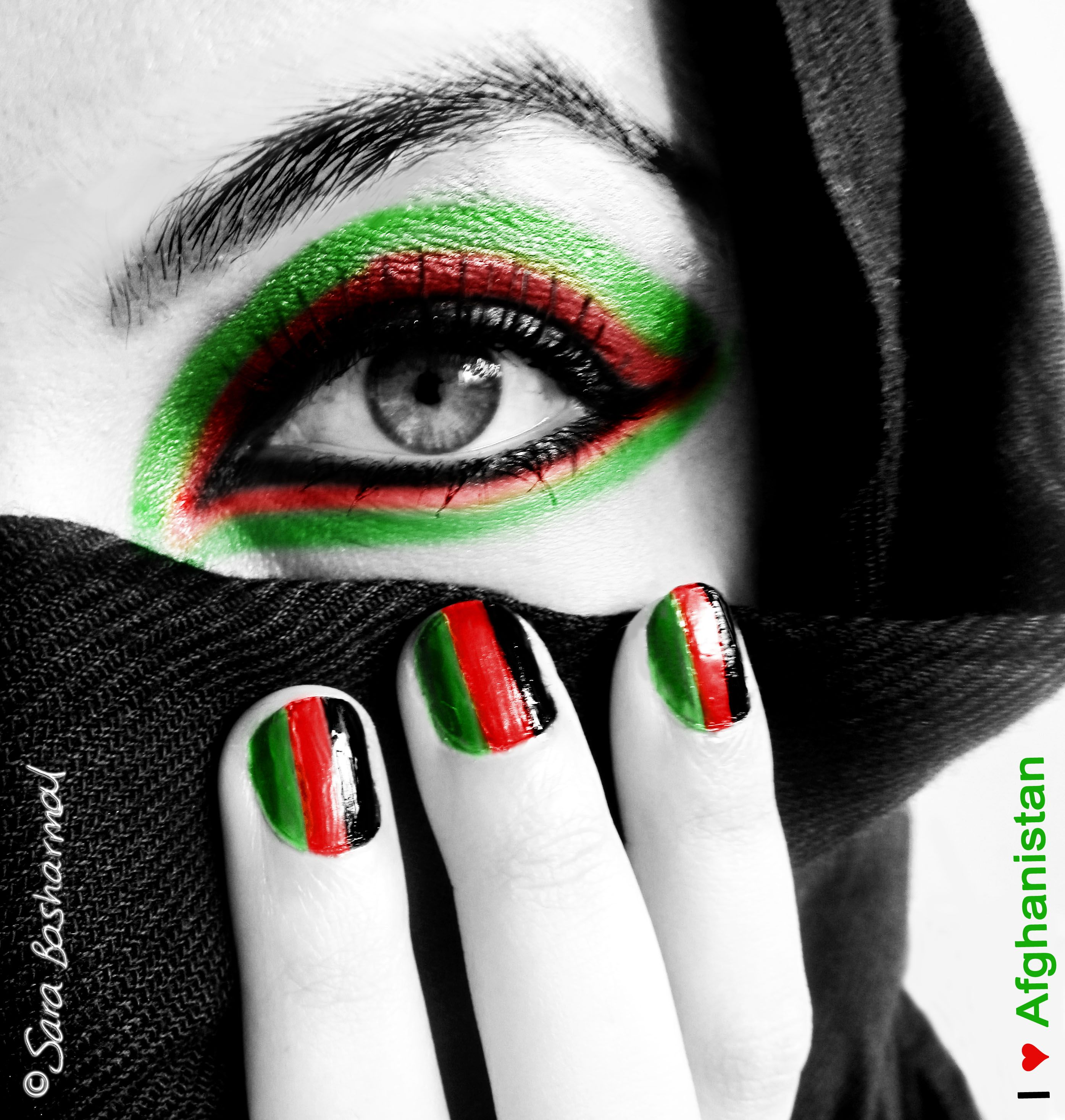 Afghanistan Culture Afghan Pride A Photo I Edited Using Afghan