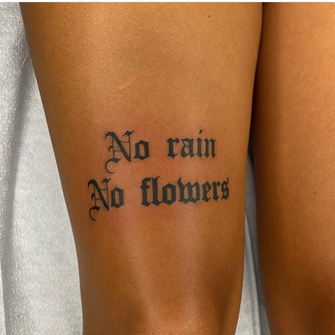 I Am Not A Tattoo Artist On Instagram Book Your Next Tattoo Appointment With Artist Firstclassart Loc Tattoos Girl Thigh Tattoos Leg Tattoos
