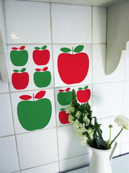 Stickers pour carrelage