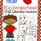 In the fall, kindergartners are reviewing their letters and beginning sounds. They are starting to write and build confidence. 5 Centers Work on Wr...
