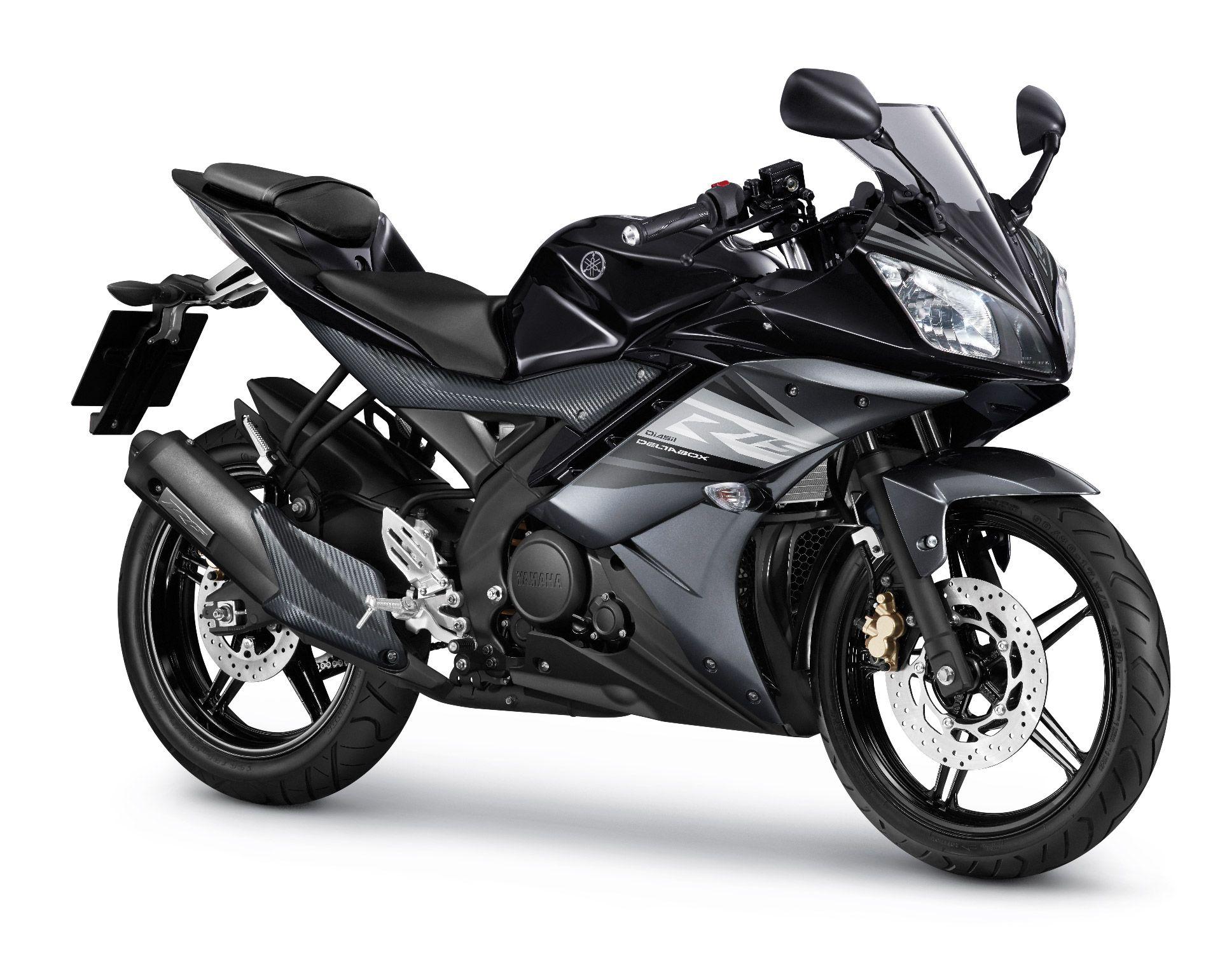 Yamaha Yzf R15 Black 2014 Yamaha Yzf Motorcycles In India