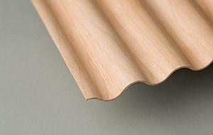 Corelam™ corrugated plywood