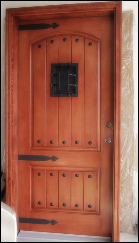Make Your Front Door Unique Tuscan Style In 2019