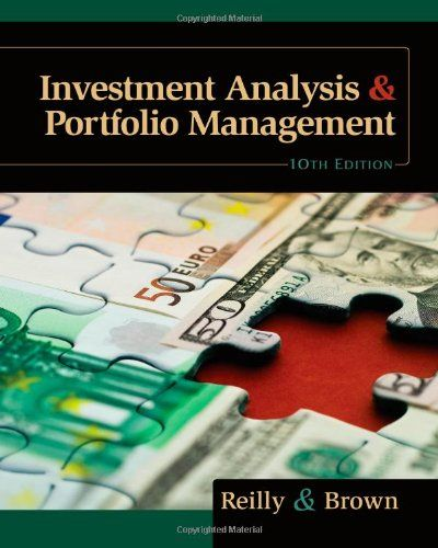 Investment Analysis And Portfolio Management With Thomson One