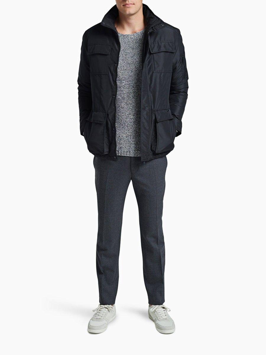 BEAM JACKET by JACK JONES PREMIUM #jackjones #mensfashion #style #winterwear #jacket #mensjackets