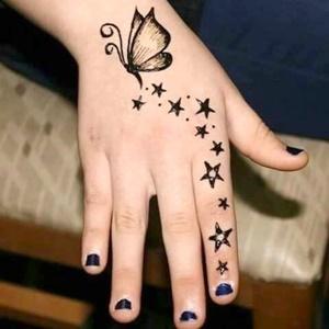 رسوم الحناء للاطفال Henna Tattoo Designs Simple Henna Tattoo Hand Henna Designs Hand