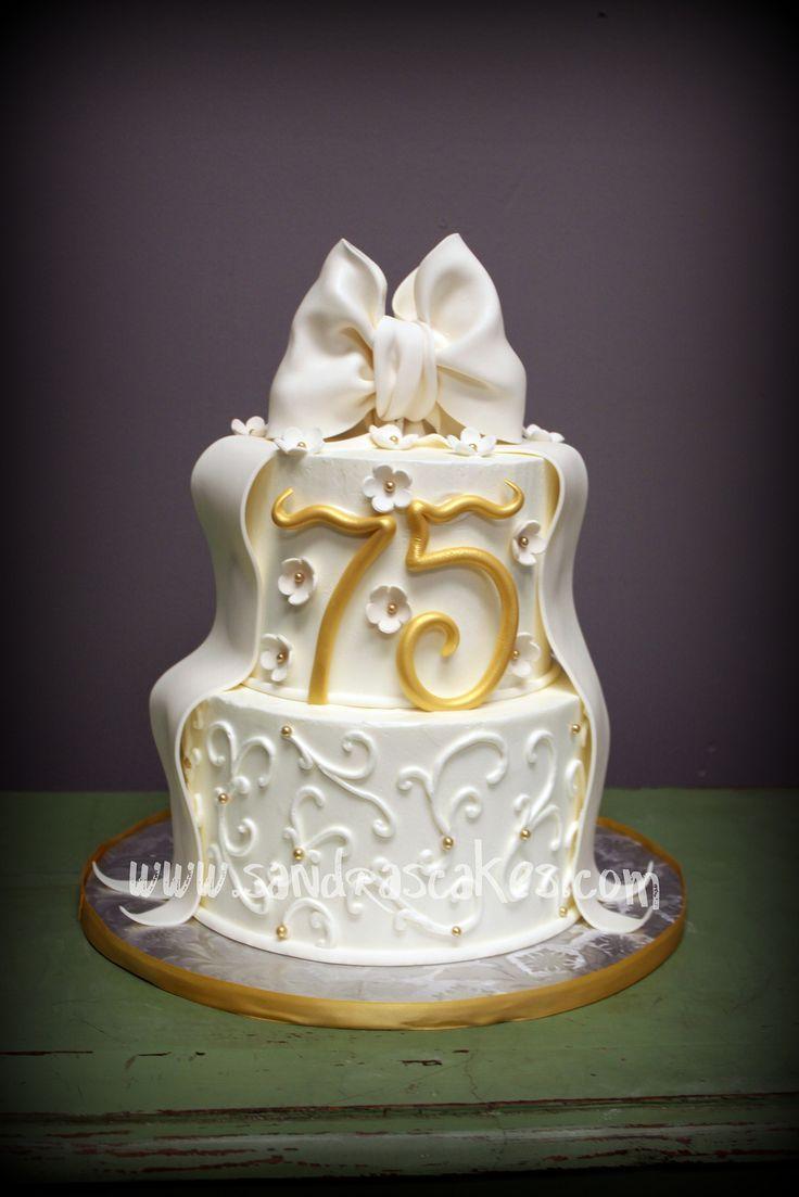 Photo of 75th birthday