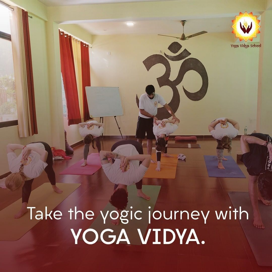 Yoga Vidya offers Teacher Training Course in the World's capital of Yoga. Find the peace you are loo...