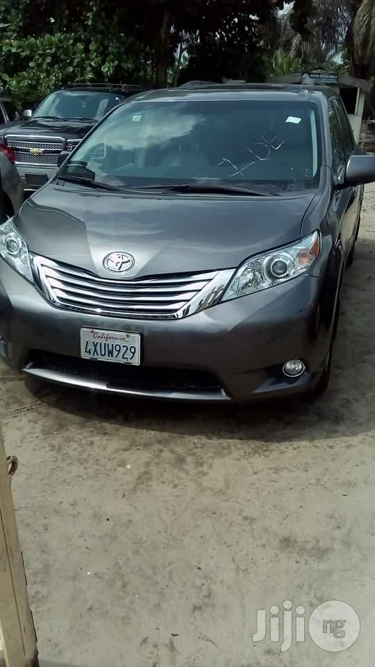 Toyota Sienna 2011 Cars For Sale In Ojo Lagos Nigeria Toyota
