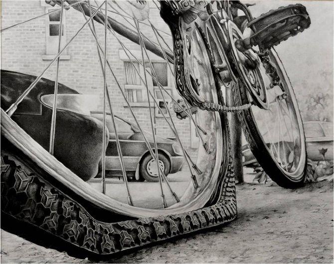 risd bike drawing zeichnen pinterest zeichnungen und zeichnen. Black Bedroom Furniture Sets. Home Design Ideas