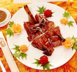 Hunan Smoked Duck - Tea Smoked Duck