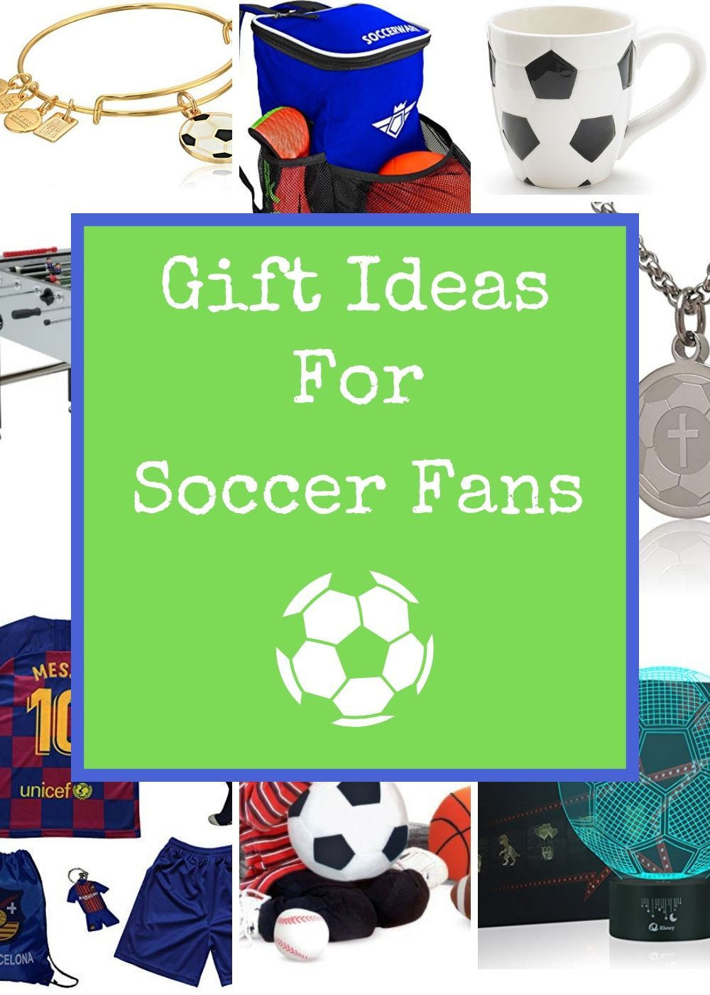 33 Best Gifts For Soccer Fans And Players Christmas Gifts For Boys Tween Boy Gifts Soccer Gifts