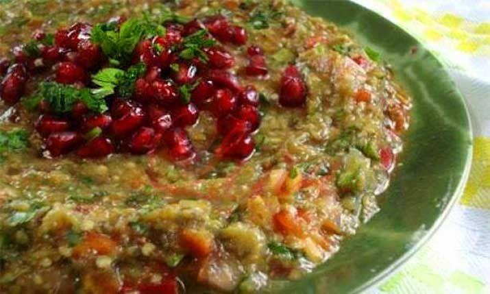 لعشاق الآكلات السورية طريقة تحضير البابا غنوج بطعم لايقاوم