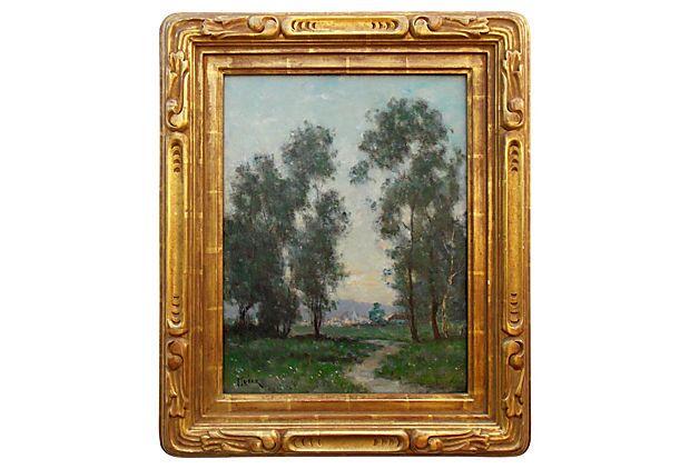 Landscape by Dedrick Stuber on OneKingsLane.com $5,499.00/$7,500