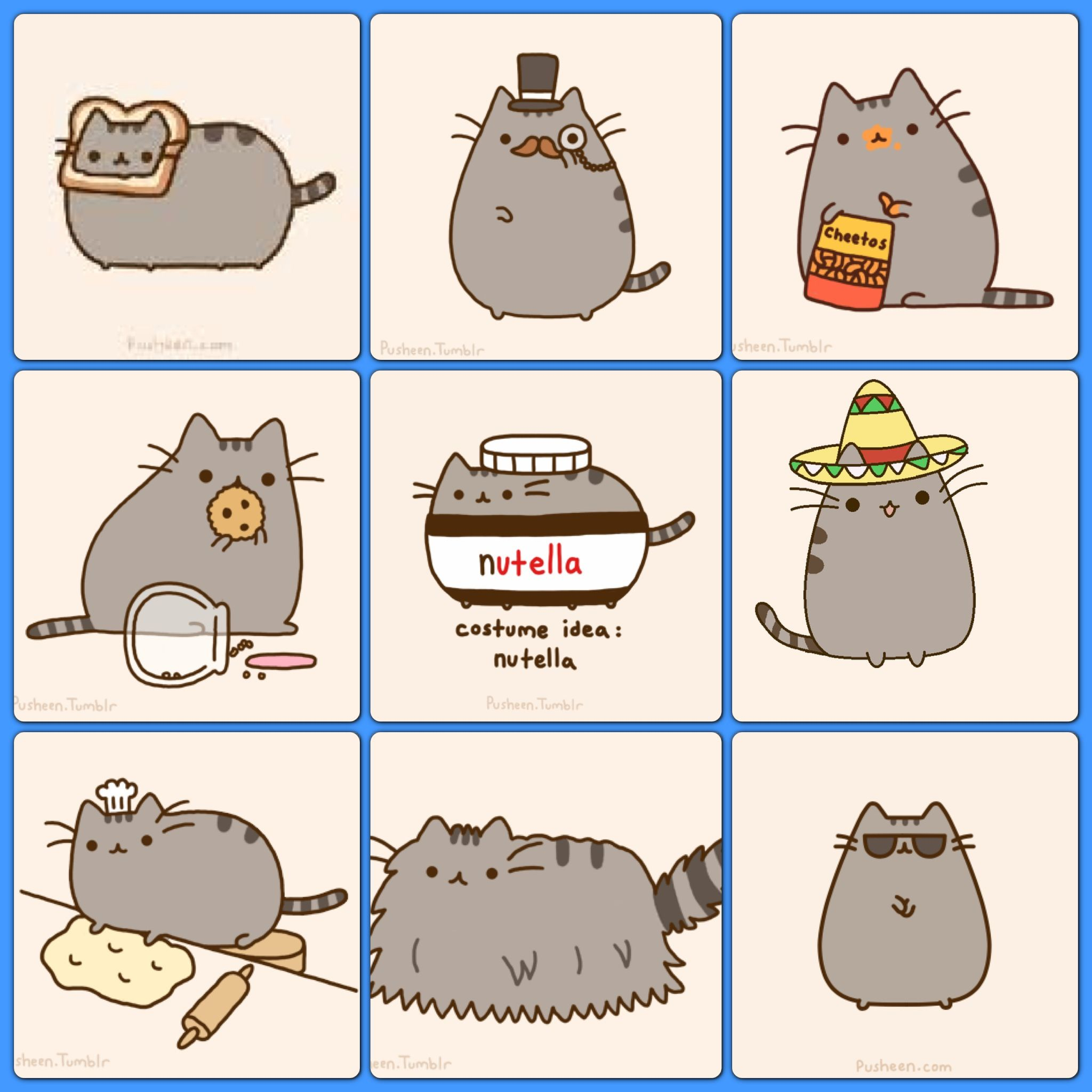 pin by marissa casas on pusheen cat pinterest pusheen pusheen