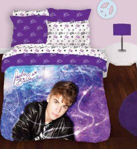 Justin Bieber Bedding Set The One Thing I Need To Make My Room