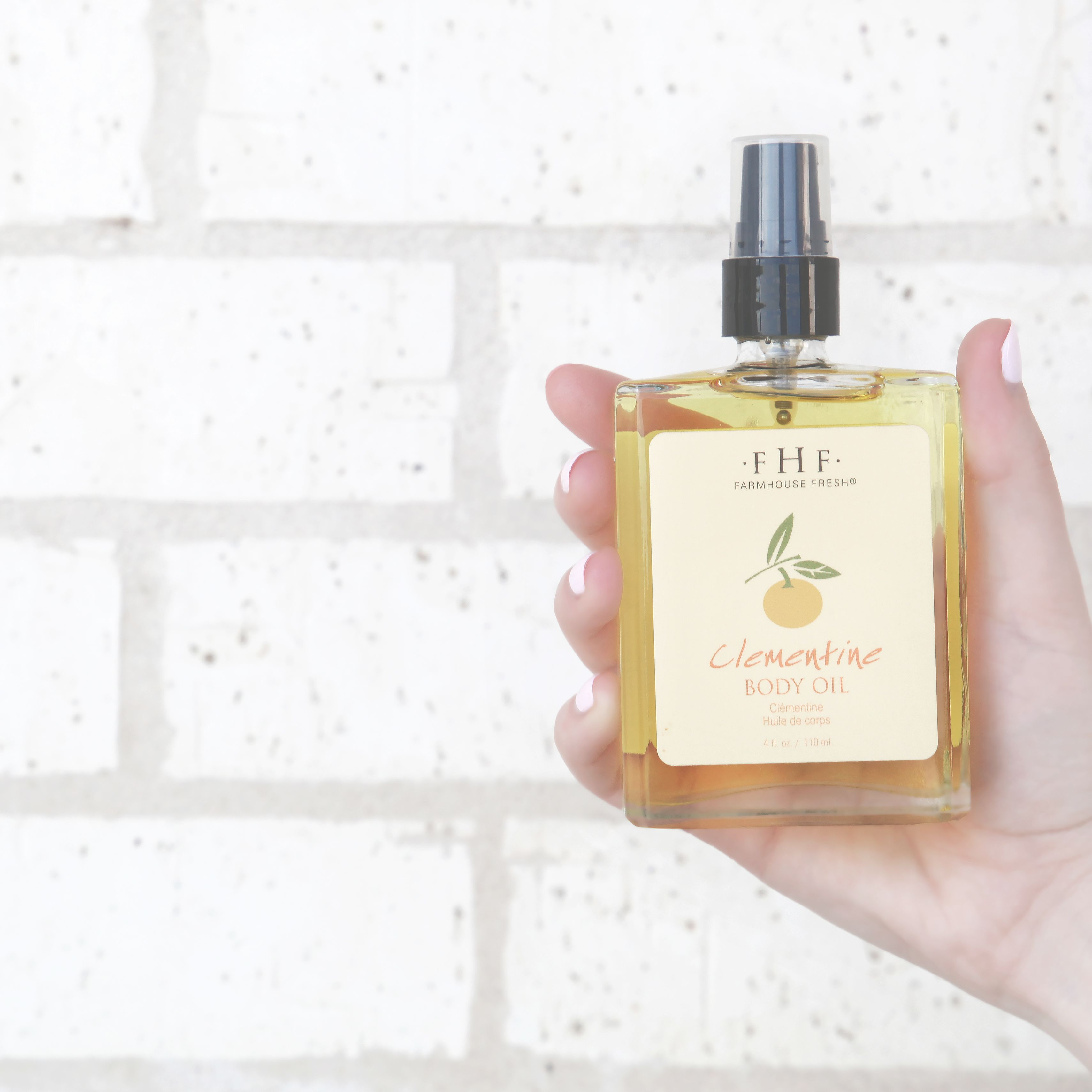 Clementine Body Oil Body oil, Body lotion, Oils