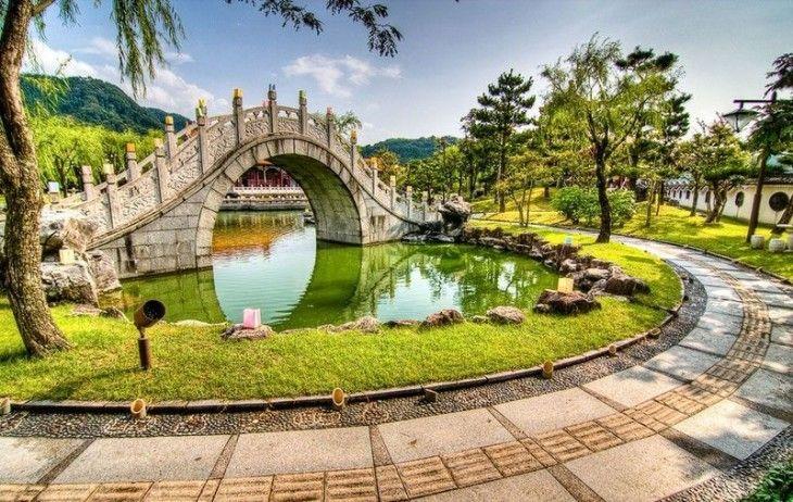 Jardines Chinos Pinterest Chinese garden and Gardens