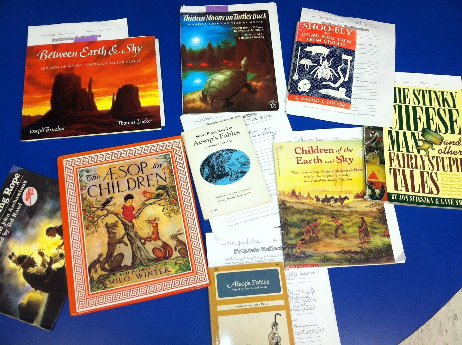 Teaching With Folktales And Fables