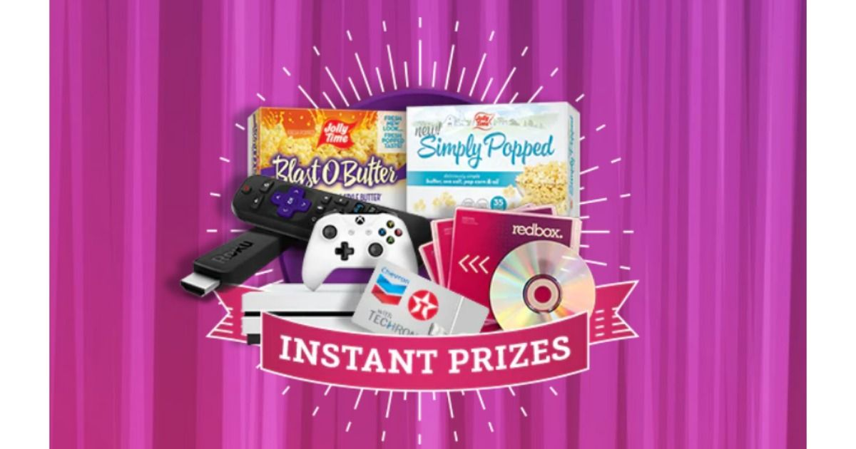 Instant Win Giveaway Free XBOX One S, Roku, Gift Card