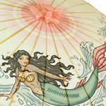 Tattoo Mermaid Parasol