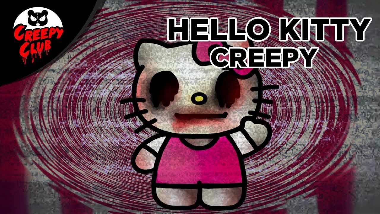 La Verdadera Historia De Hello Kitty Creepy Club Hello Kitty Kitty Creepy
