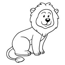 top 20 free printable lion coloring pages online african lion coloring page free printable