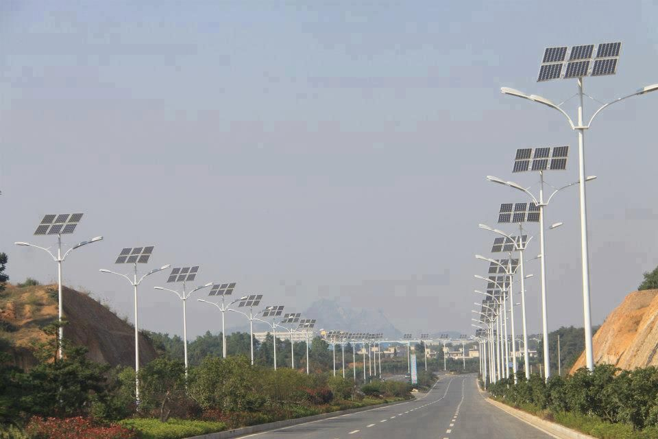 free solar street lighting in India. This is fantastic - why are we in the so called 1st world still using electricity for street lighting? & free solar street lighting in India. This is fantastic - why are we ...
