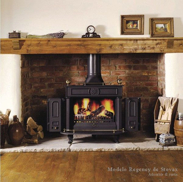 Traditional Wood Stoves  Multi-Fuel Stoves Estufas, Leña y Estancias