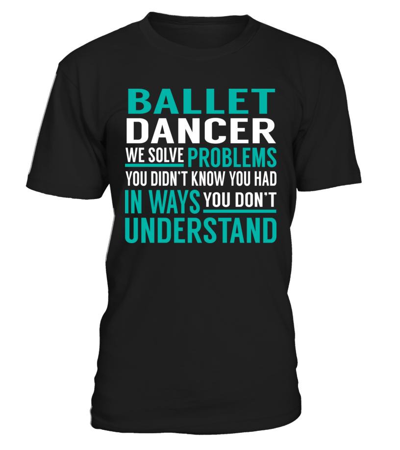 Ballet Dancer - We Solve Problem