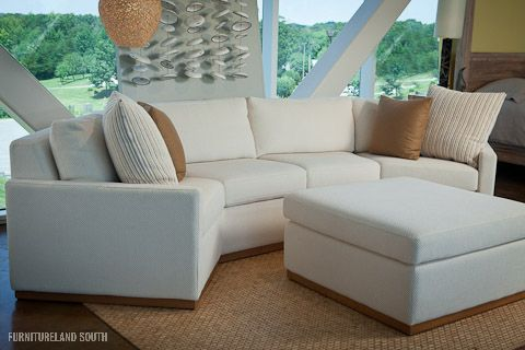 Lazar Earth Designs Angled Sectional