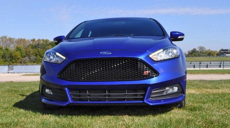 2016 Ford Focus St Kona Blue 22