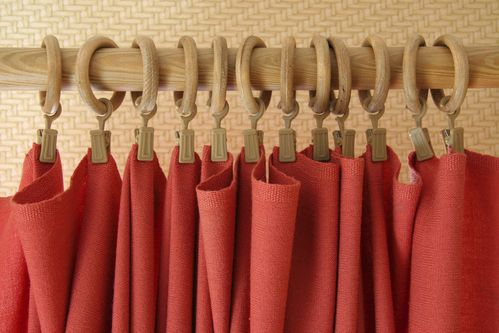 Comment fait-on pour fabriquer ses rideaux soi-même ?   déco à faire ...