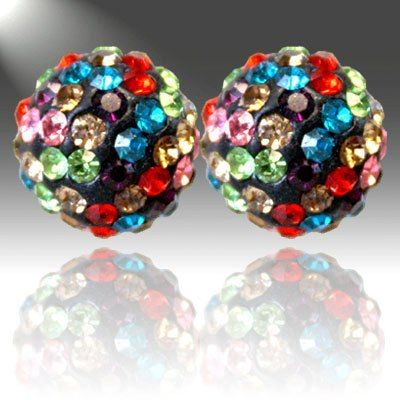 Use coupon code: pin10 for 10% off your first purchase on www.blondellamydean.com  #earrings #multicolor #sparkle #jewelry #blondellamydean