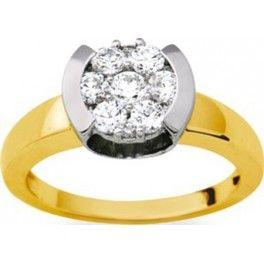 bague diamant destock