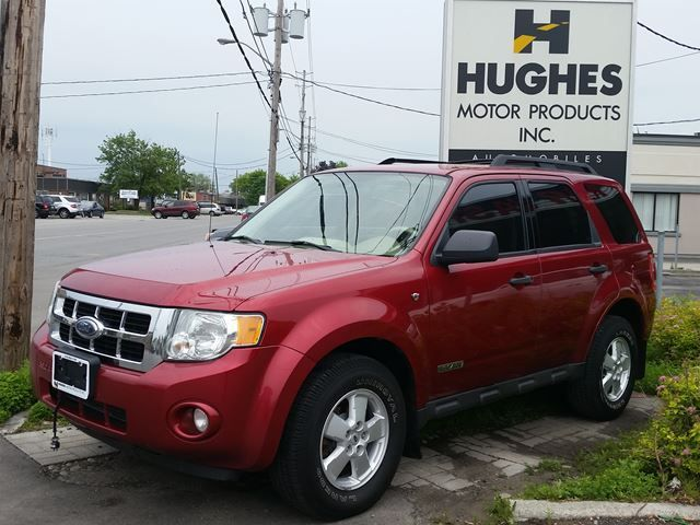2008 Ford Escape Xlt Suv Fully Equipped With Cruise Control