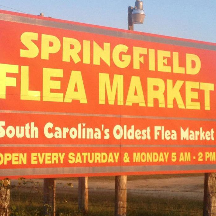 13 Flea Markets In SC Where You'll Find Awesome Stuff