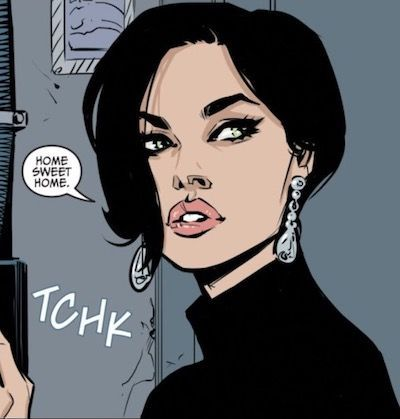 Comic Book Hairspiration: 14 Styles to Show Your Stylist This Fall - britney #comicbooks