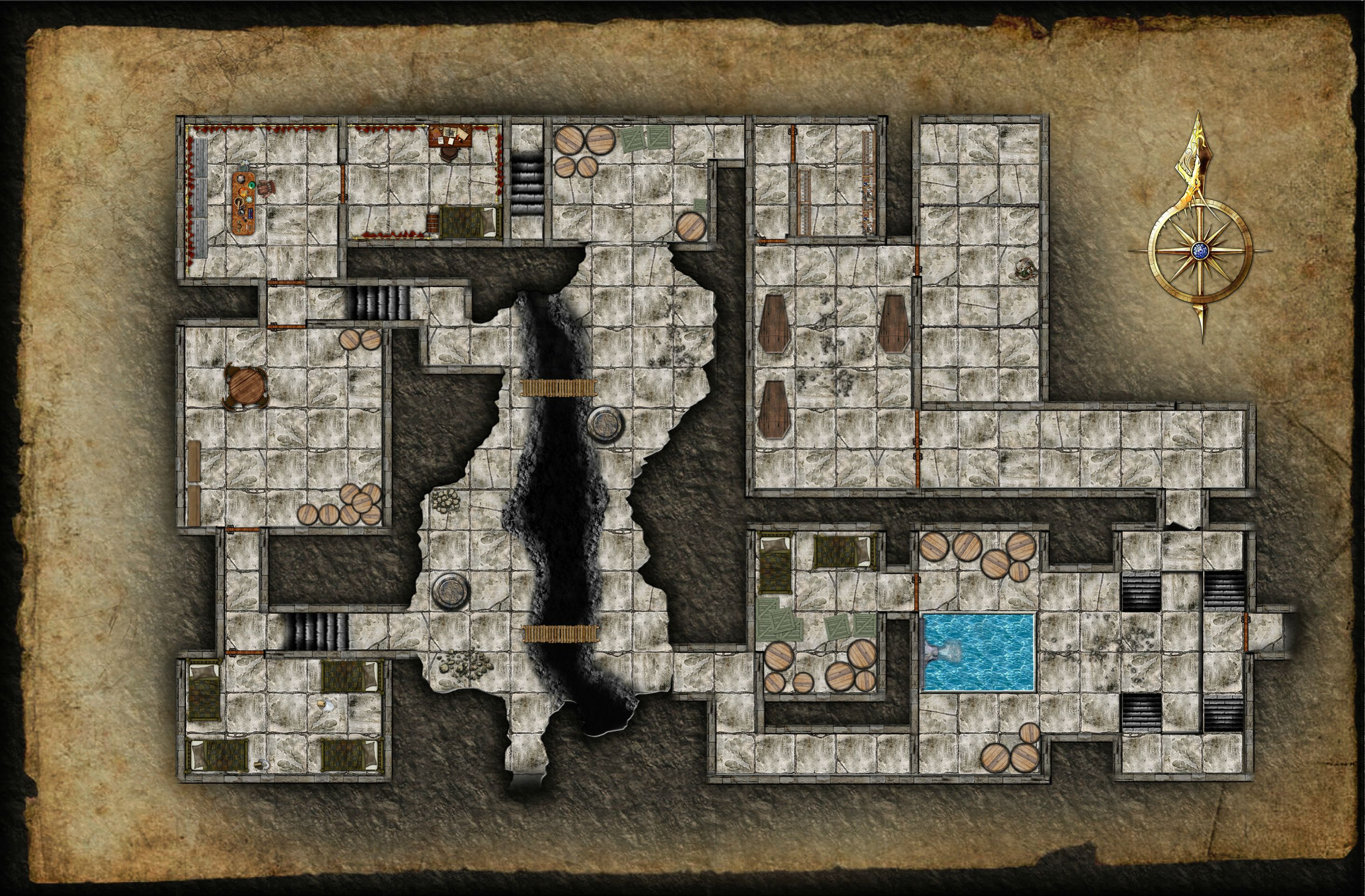 It's just a graphic of Redbrand Hideout Map Printable regarding lost mine
