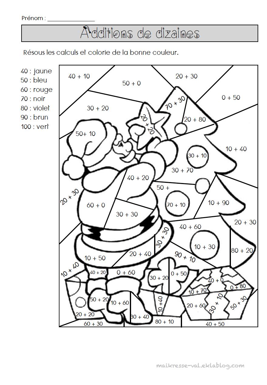 Coloriages magiques maths coloriage magique coloriage - Coloriage code ce1 ...