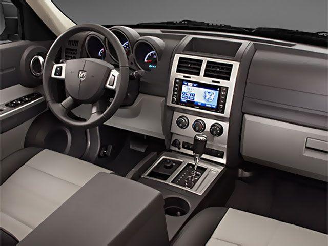 Dodge Nitro Interior Dodge Nitro Dodge Nitro