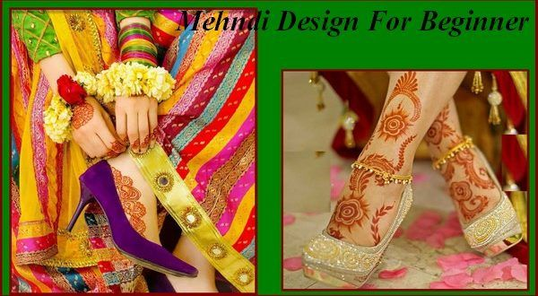 Mehndi Design For Beginner Easy And Simple