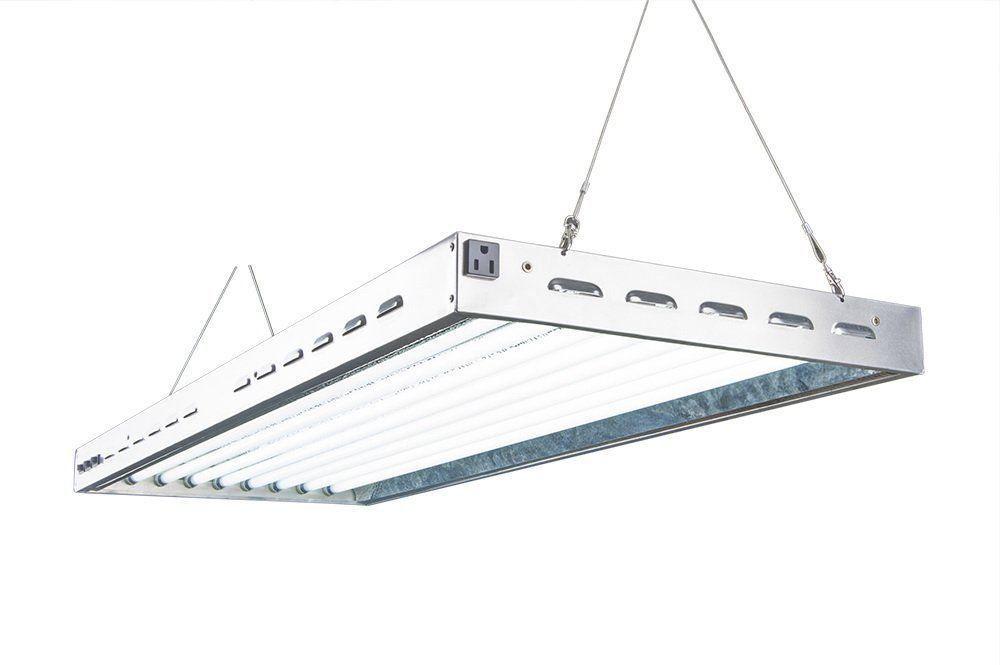 T5 H* Grow Light 4 Ft 8 Lamps Dl8048240V Fluorescent 400 x 300