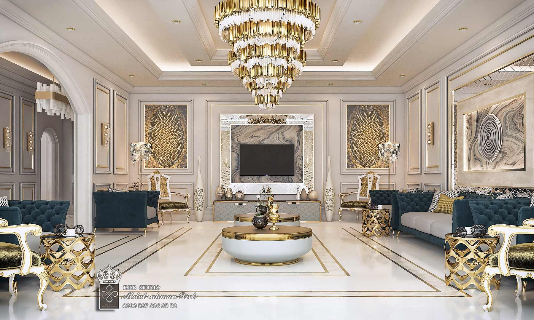 men majles  Luxury exterior design, Luxury living room, Classic